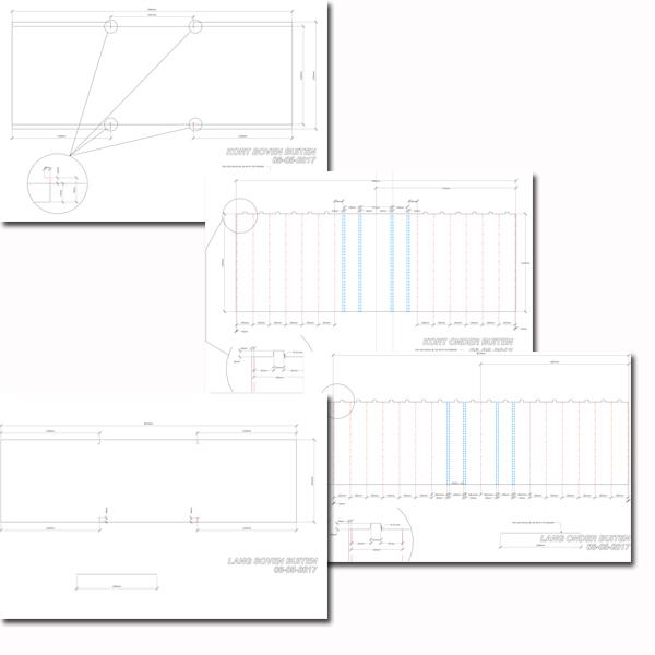 Technische tekening combi 3