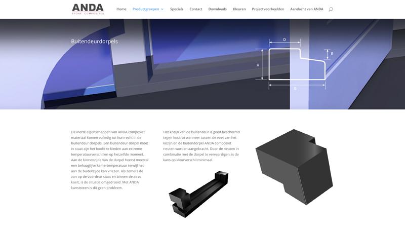 Website ANDA 3