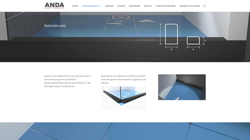 Website ANDA2